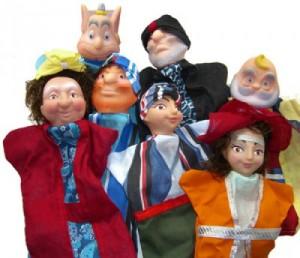 На фестивале в Астрахани юные пензенские кукольники заняли 2 место
