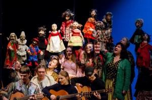 Пенза приняла участие в Международном форуме «Театр кукол – без границ»